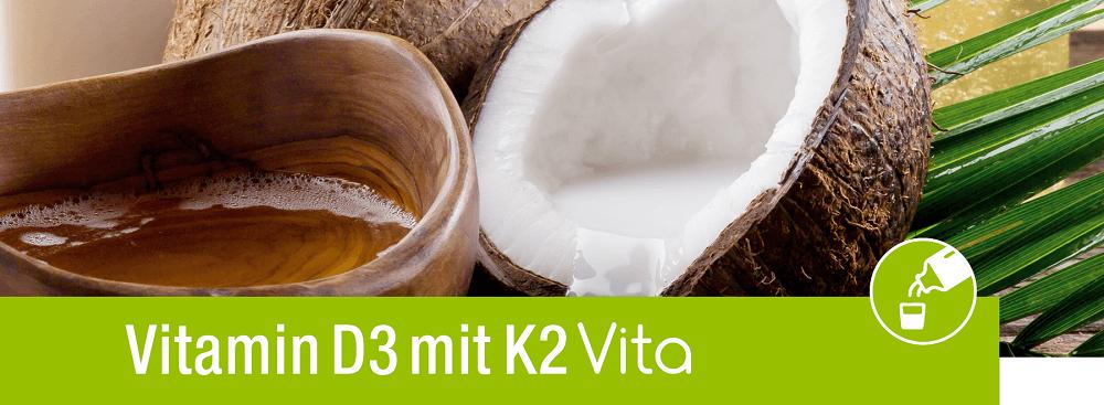 Vitamin D3 mit K2