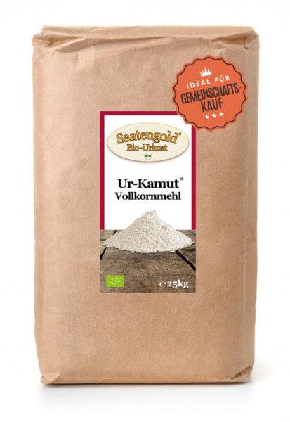 Kamut Mehl (Bio) 25kg Sack