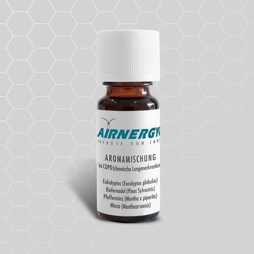 Airnergy Zubehör | Aromamischung für Airnergy Aromaset