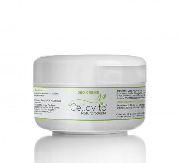 Cellavita Deo-Creme 50ml (natürliches Deodorant)