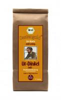 Mehl-Brotbackmischung (Bio) Ur-Dinkel hell mild/würzig 500g