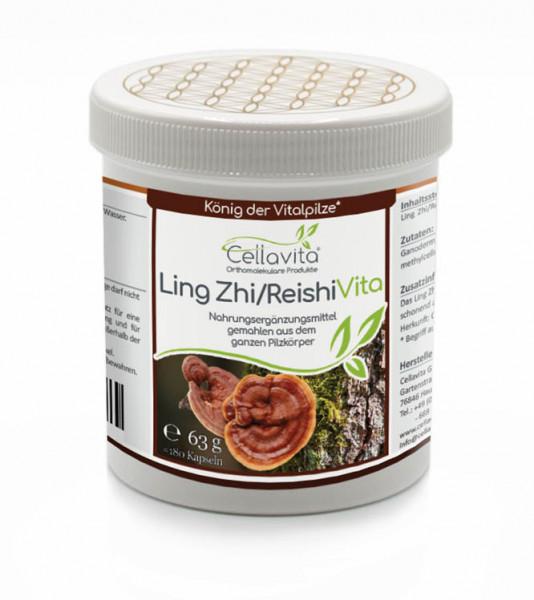 Ling Zhi / Reishi Vita Monatsvorrat 180 Kapseln