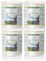 Chlorella-Spirulina Vita Presslinge / Tabletten Vorteilspaket -Paket 4 x 1kg