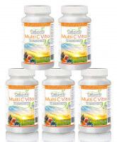 Multi C Vita Vorteilspaket 5 x 180 Tabletten