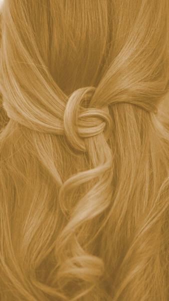 """Pflanzenhaarfarbe Komplett SET warmes Sommer-Blond """"warm summer blond"""" direkt vom Naturfriseur Profi - chemiefrei, 130g"""