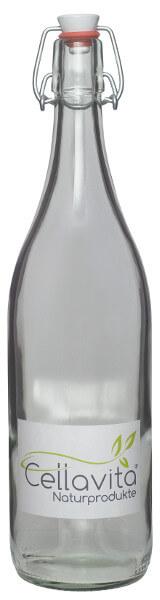 Glasflasche OHNE Kupferspirale