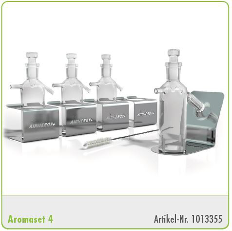 Vitalisation by Airnergy | Aromaset 4