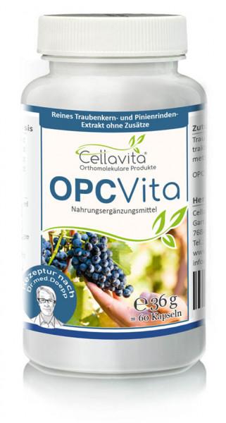 OPC Vita 60 Kapseln -2-Monatsvorrat- | Rezeptur nach Dr. med. M. Doepp