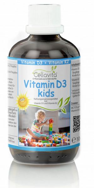 Vitamin D3 kids für Kinder 100ml