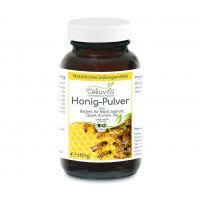 Honig-Pulver (Bio) 180g im Glas