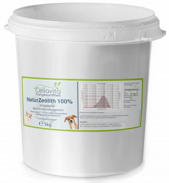 Zeolith - 5,0kg für Pferde