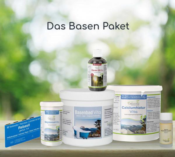 Das Basen BASIC Paket | Basische Unterstützung