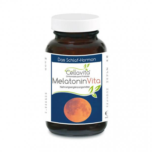 Melatonin Vita mit Jiaogulan & Ling Zhi 60 Kapseln