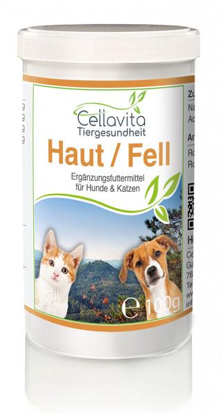Tiergesundheit Haut / Fell - 100g für Hunde & Katzen