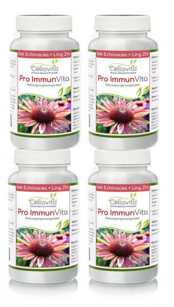 Pro Immun Vita 4x 90 Kapseln Vorteilspaket