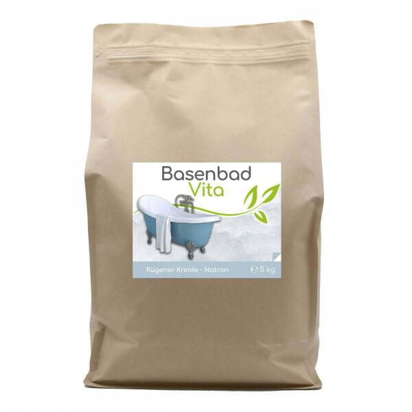 Basenbad Vita Neue Rezeptur 5kg Vorrats-Beutel