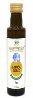 """Saatengold-Bio-Feinschmecker-Öle """"Leinöl Pur"""" 250ml"""