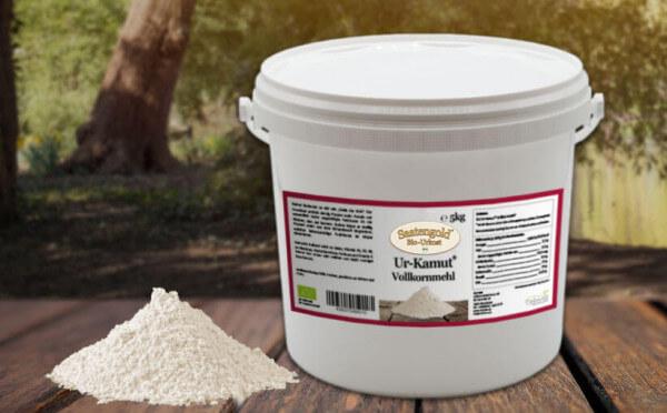 Kamut Mehl (Bio) 5kg Eimer