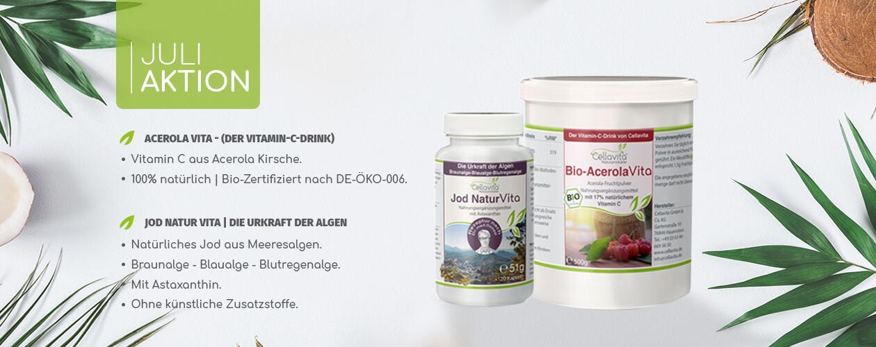 Common Information About Foods Supplements Julie-Aktion-NEU