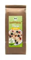 Saatengold® - Bio Müsli mit Weizengras - glutenfrei & vegan - 1kg