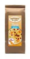 Saatengold® - Bio Müsli mit Curcuma - glutenfrei & vegan - 1kg