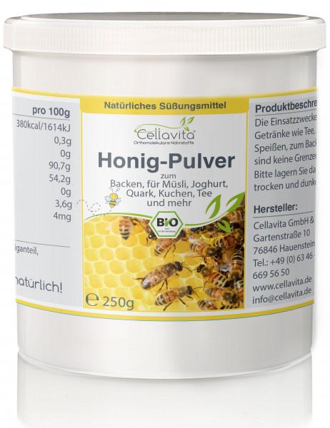 Honig-Pulver (Bio) 250g