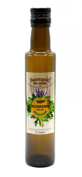 Saatengold-Bio-Würzöl Rosmarin 250ml