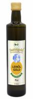 """Saatengold-Bio-Feinschmecker-Öle """"Leinöl Pur"""" 500ml"""