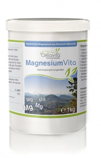 MagnesiumVita (100%) -1kg