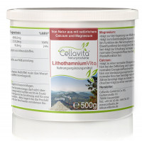 LithothamniumVita (100 % Rotalge) 4-Monatsvorrat - 500g