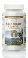 Eisen-Mangan-Kupfer Vita 60 Kapseln | Rezeptur nach Dr. med. M. Doepp
