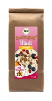Saatengold® - Bio Müsli mit Rosinen - glutenfrei & vegan - 1kg