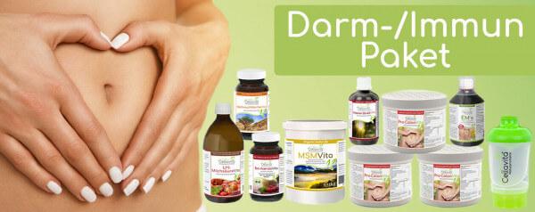 Darm-Immun PLUS Paket   Unterstützung für den Darm