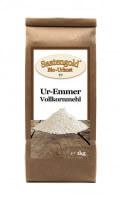 Emmer Vollkornmehl (Bio) 1kg Beutel