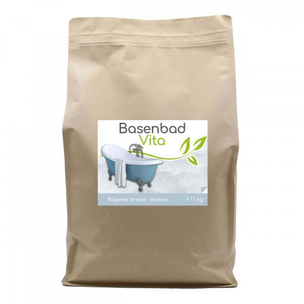 Basenbad Vita Neue Rezeptur 1kg Beutel