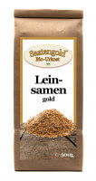 Bio-Leinsamen gold 500g