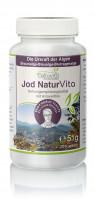 Jod Natur Vita - 4-Monatsvorrat - 120 Kapseln | Rezeptur nach Dr. med. M. Doepp