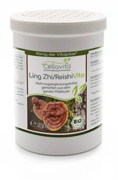 Bio Ling Zhi / Reishi Vita 250g Pulver