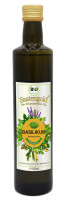 Saatengold-Bio-Feinschmecker-Öle Basilikum 500ml