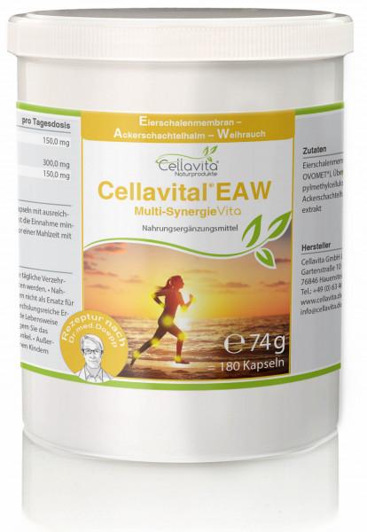 Cellavital® Knochen & Bewegung - 3-Monatsvorrat - 180 Kapseln | Rezeptur nach Dr. med. M. Doepp
