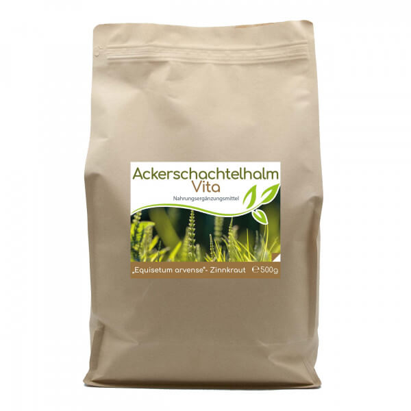 Ackerschachtelhalm (Zinnkraut) Vita   500g Vorratsbeutel