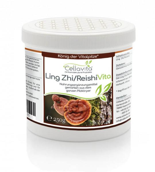 Ling Zhi / Reishi Vita 4-Monatsvorrat 250g (Pulver)