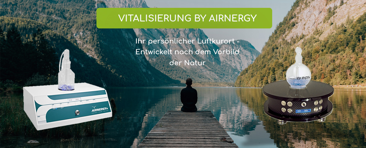 Cellavital Professional Vitalisation by Airnergy