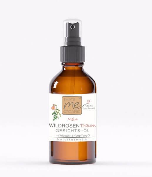 Mein Wildrosentraum Gesichts-Öl 30ml vegan by Thats me Organic®