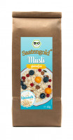 Saatengold® - Bio Müsli ohne Rosinen - glutenfrei & vegan - 1kg