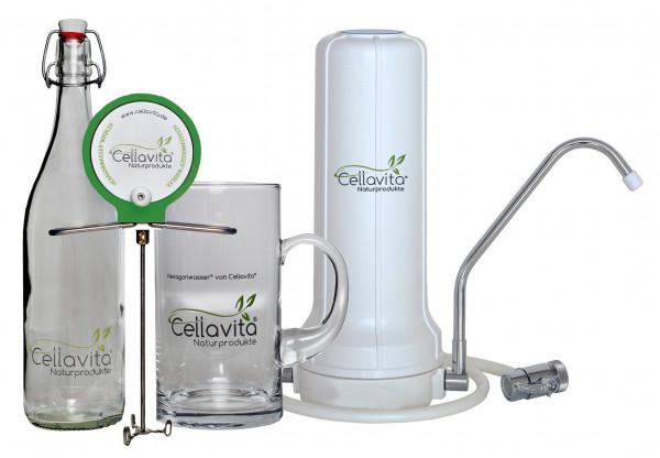 Alvito AuftischFilter Basic & Hexagonwasserwirbler Set
