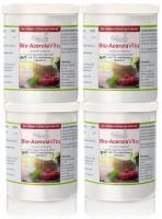 NEU AcerolaVita (Der Vitamin-C-Drink) - Vorteilspaket - 4x 1000g