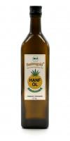 Saatengold ® Bio - Hanföl kalt gepresst, unfiltriert 1000ml (1 Liter)