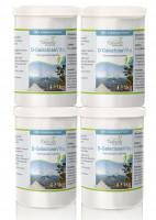 D-Galactose Vita Vorteilspaket 4 x 1kg