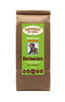 Mehlfreibrot Buchweizen -grob gemahlen- Bio Brotbackmischung 550g